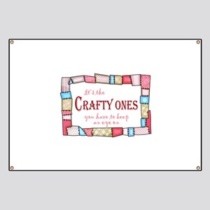 QUILTING HUMOR Banner