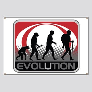 Evolution Hiker Banner