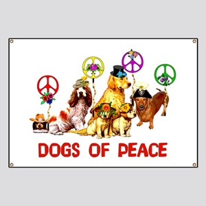 Dogs Of Peace Banner