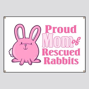 Rescued Rabbits Mom Banner