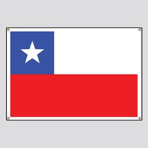 Flag of Chile Banner
