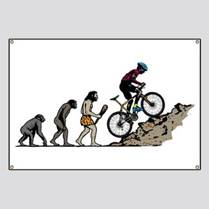 Mountain Biking Banner
