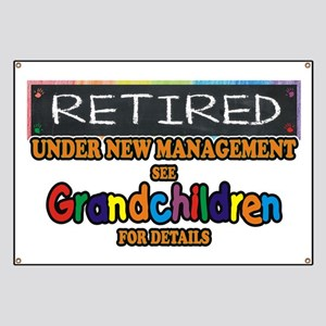 Retired Under New Management Banner