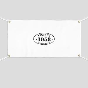 1958 Banner