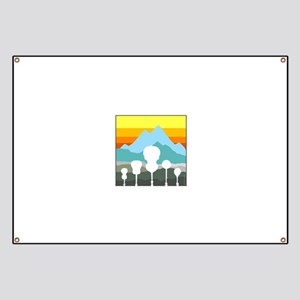 Mountain Music Banner