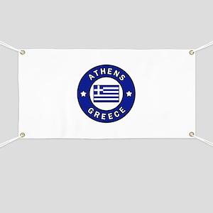 Athens Greece Banner