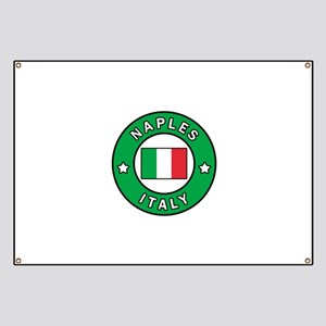 Naples Italy Banner