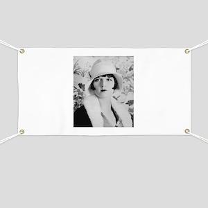 louise brooks silent movie star Banner