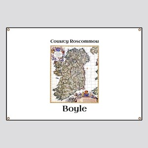Boyle Co Roscommon Ireland Banner