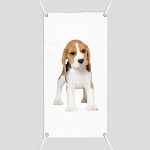 Beagle Pup Banner