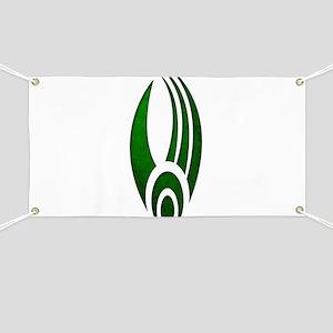 Distressed Borg Insignia Banner