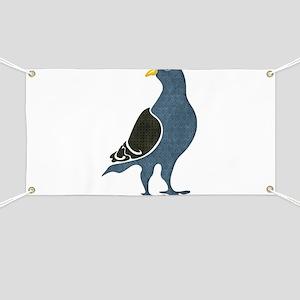Fashionista Pigeon copy Banner