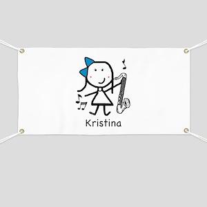 Bass Clarinet - Kristina Banner