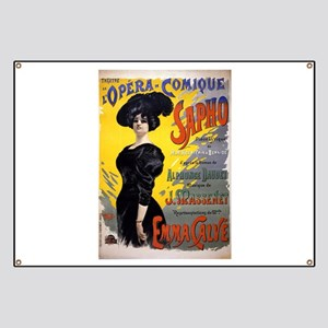 Sapho Theatre De L'opera-Comique - Jean de Paleolo