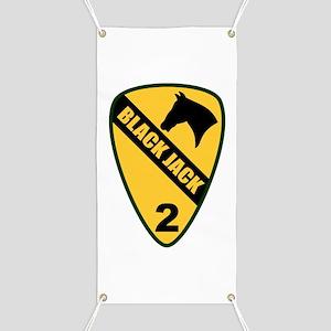 2nd BCT - 1st Cav Banner