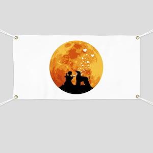 Afghan Hound Banner