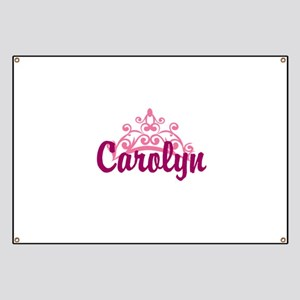 Princess Crown Personalize Banner