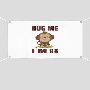 Hug Me I Am 98 Banner