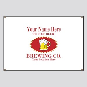 Your Brewing Company Banner