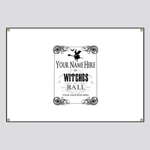 Witches Ball Banner