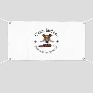 C'mon, lard ass design. Banner