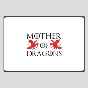 Mother Of Dragons Banner