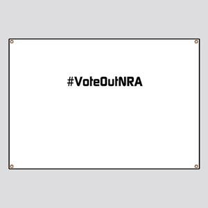 #VoteOutNRA Banner