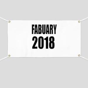 February 2018 Birthday Designs Banner