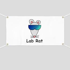 Lab Rat molecularshirts.com Banner