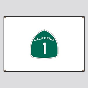 State Route 1, California Banner