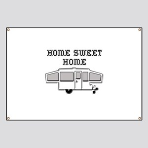 Home Sweet Home Pop Up Banner