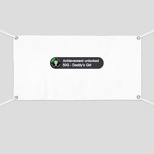 Daddys Girl (Achievement) Banner