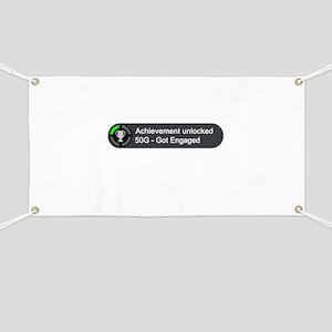 Got Engaged (Achievement) Banner