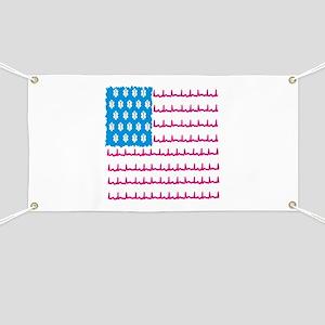 EMS flag Banner
