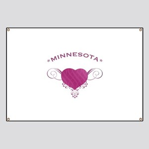 Minnesota State (Heart) Gifts Banner