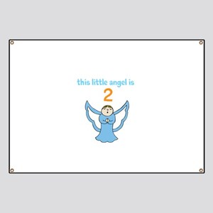 little angel custom age Banner