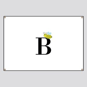 B is for Bee Banner