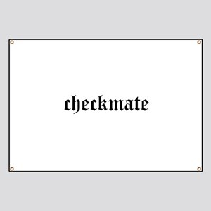 Checkmate Banner