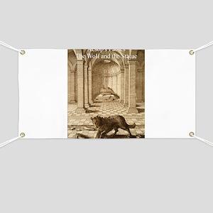 Wenceslas_Hollar_- Wolf and the Statue - Aesop - B