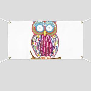 Owl Banner