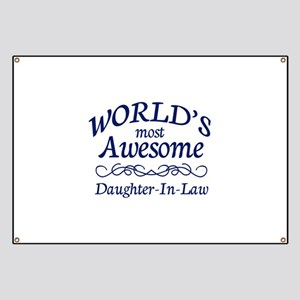 Daughter-In-Law Banner