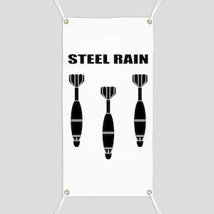Steel Rain Banner
