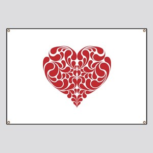 Real Heart Banner