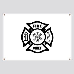 Fire Chief Banner