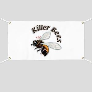 Killer Bees Banner