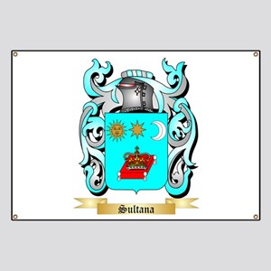 Sultana Banner