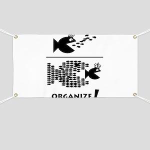 Organize Fish Banner