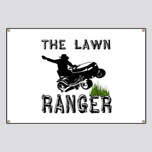 The Lawn Ranger Banner