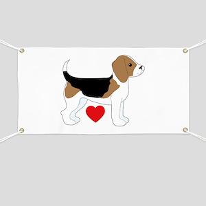 Beagle Love Banner
