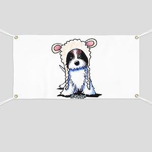 Coton De Tulear Lamb Banner